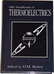 Image of Handbook of Thermoelectrics