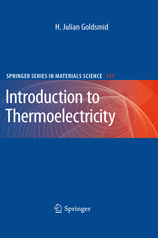 Image of Introduction to Thermoelectricity